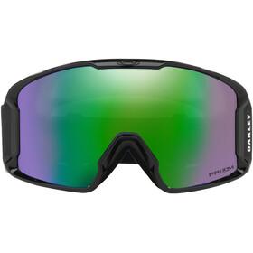 Oakley Line Miner XM Snow Goggle Factory Pilot Blackout/Prizm Snow Jade Iridium